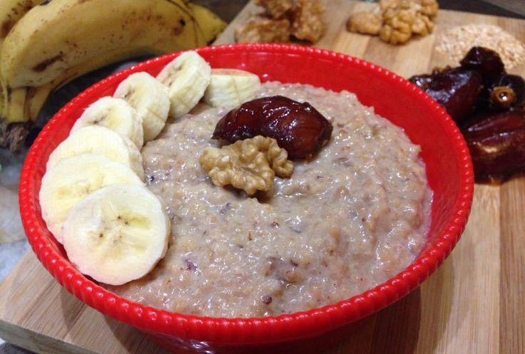 Date Jaggery Porridge - Healthy Breakfast