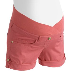 Cheap maternity shorts.