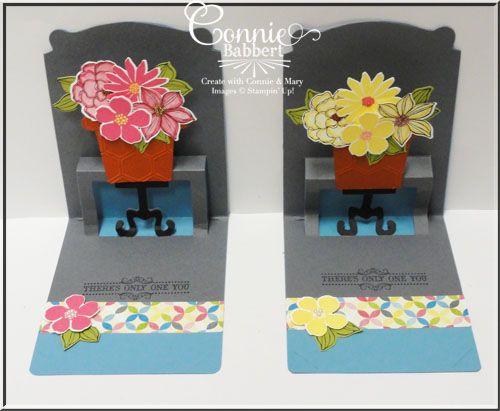 InkspiredTreasures.com » Blog Archive » Day 7 – Secret Garden Flower Pot set of cards