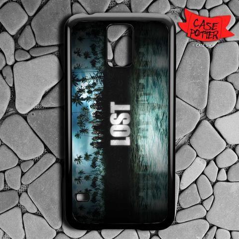 Lost Tv Series Game Samsung Galaxy S5 Black Case