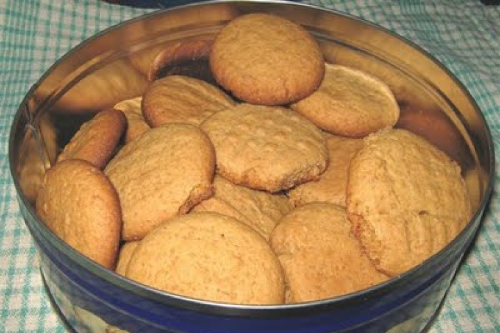 Honey-butter biscuit cookies | Recipes to try | Pinterest