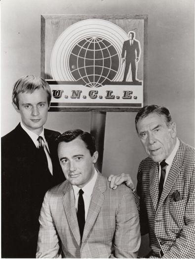 The man from U.N.C.L.E. #nostalgia
