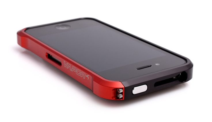 Element Case Vapor 4 iPhone case.