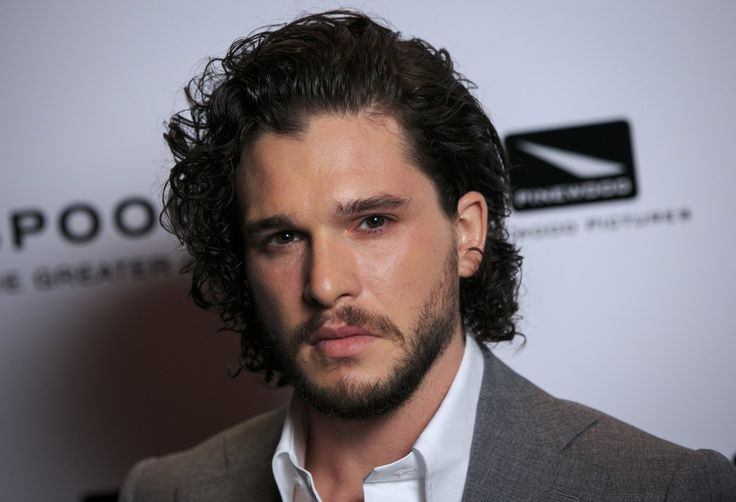 Kit Harington at an event for Spooks: The Greater Good (2015)