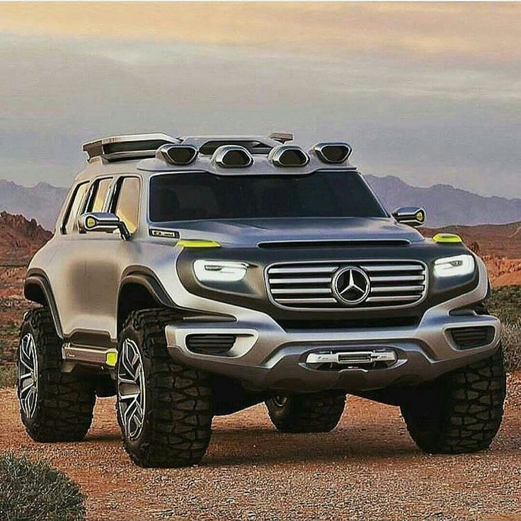 Mercedez Benz Jeep: Pin By Pete Boston On All Things Mercedes