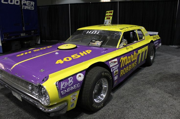 """The late country singer Marty Robbins, one of the most popular country artists of his era, had two great loves in his life, singing and racing. Many people don't know that the singer who belted out hits like """"A white sport coat and a pink carnation"""" and """"El Paso"""", was also a very avid race car driver in NASCAR."""