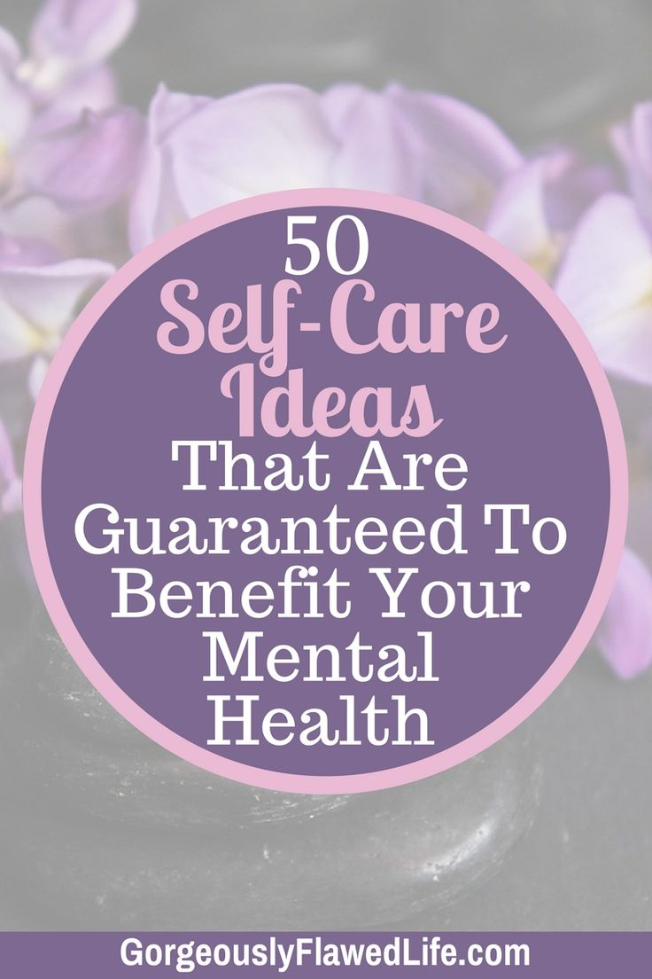Self Care Ideas & Activities That Will Provide A Significant Benefit To Your Mental Health || Self-Care || Mental Health Day