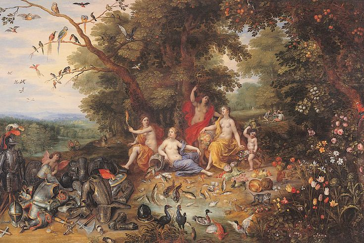 Jan Brueghel the Younger and Hendrick van Balen, An Allegory of the Four Elements.jpg
