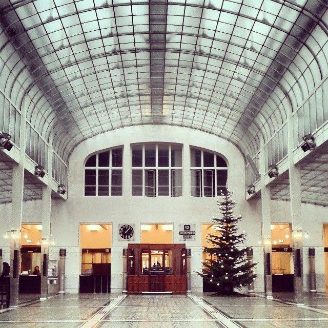 Wiener Postsparkasse (Arch.: Otto Wagner)