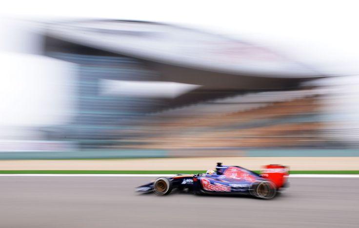 Shanghai International Circuit 上海国际赛车场 in 上海, 上海