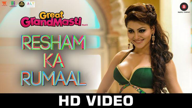 Here we presenting Resham Ka Rumaal songs from Great Grand Mast ft. Urvashi Rautela has sung by Toshi Sabri &