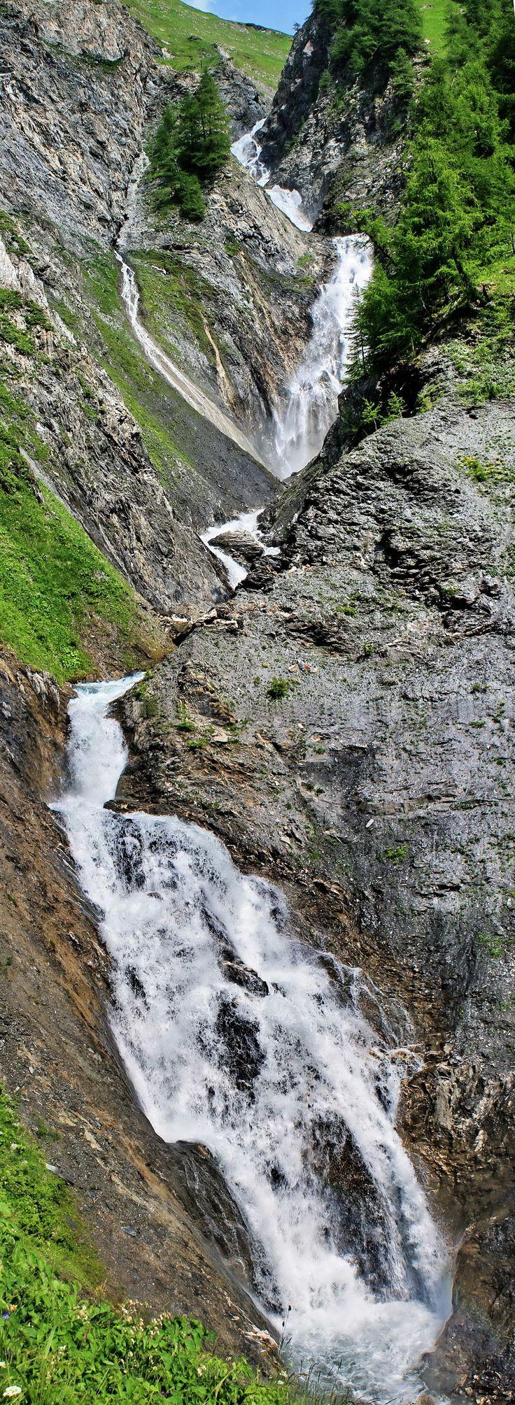 17 migliori idee su cascata da giardino su pinterest - Fontane a cascata da giardino ...