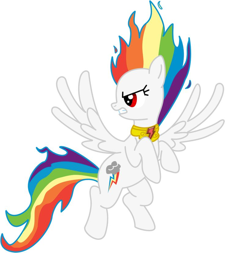rainbow dash | My Little Pony Rainbow Dash