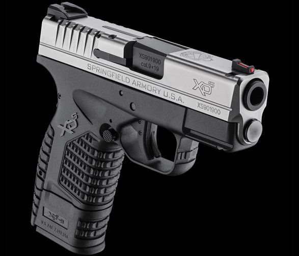 Springfield XDs 9MM...getting mine this week!! Can't wait!