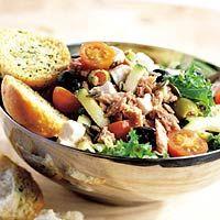 Recept - Salade met tonijn - Allerhande