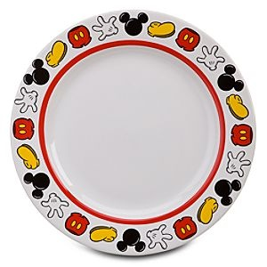 Perfect Plates To Match The Disney Kitchen Stuff I Just Bought!