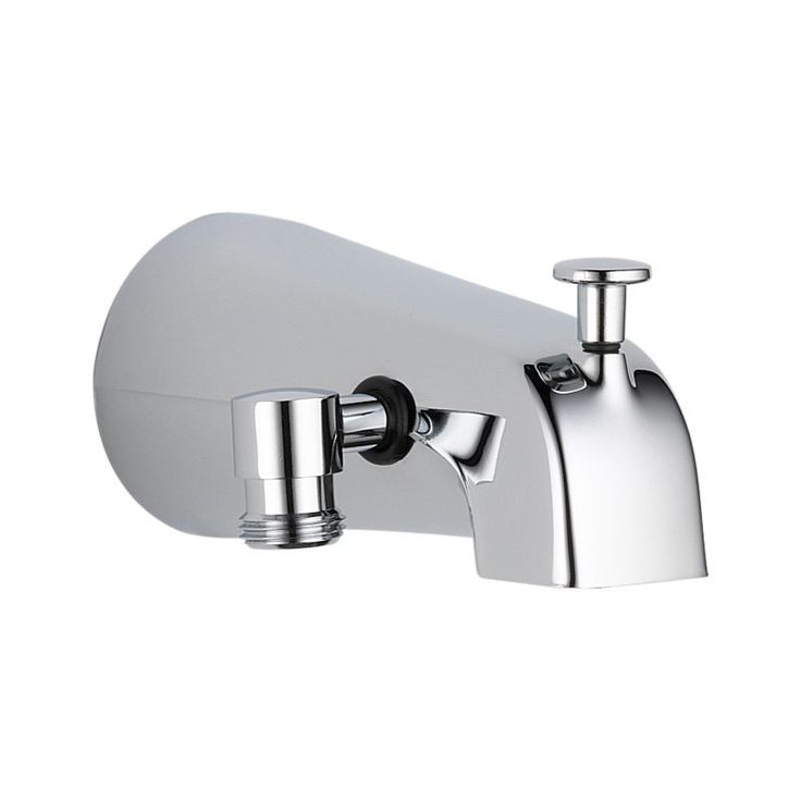 Delta U1072PK AddAShower Diverter Threaded Tub Spout in