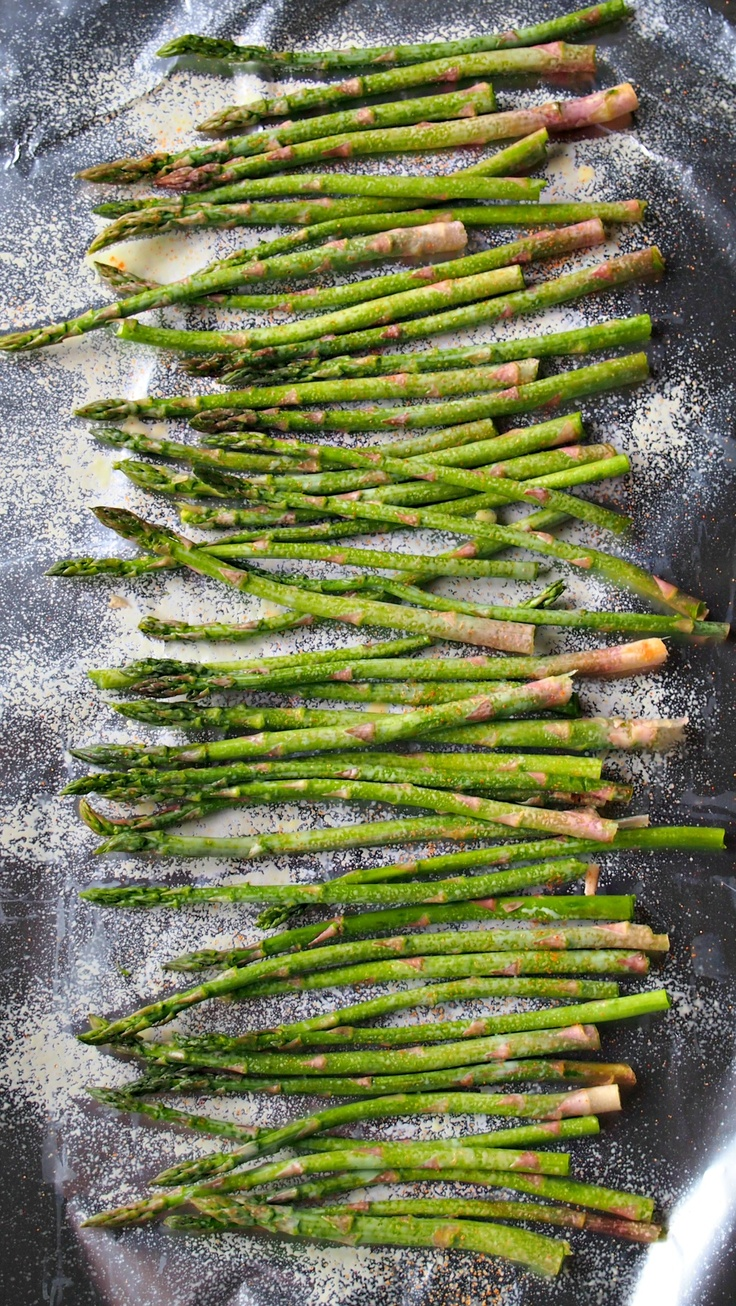Easiest Way To Grill Asparagus