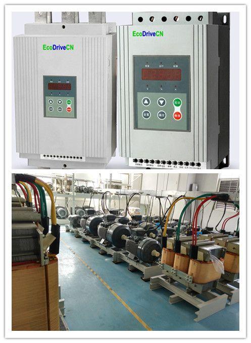 EcoDriveCN® HazLoc motor soft starter, explosionproof softstarter, intrinsically safe VFD, regenerative VFD, UPS, transformer, harmonic & sinus filter...