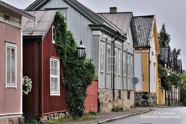 Photo Thursday: A Glimpse of Old Town, Kokkola (Karleby), Finland   The Travel Gal