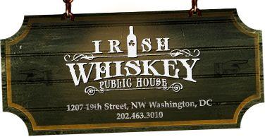 Irish Whiskey Public House!