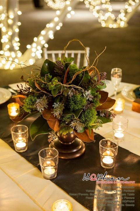 Affordable Green - Wedding Inspiration Shoot
