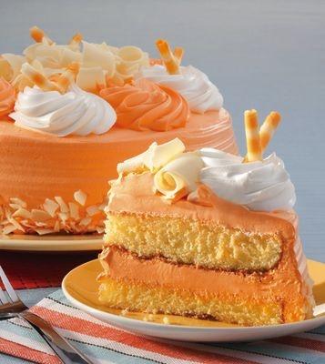 Giant Eagle Orange Creamsicle Cake | Fruit & Berry Recipes | Pinterest ...