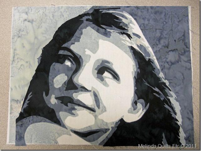 257 best face quilt images on Pinterest | Mosaic portrait, Faces ... : face quilts - Adamdwight.com