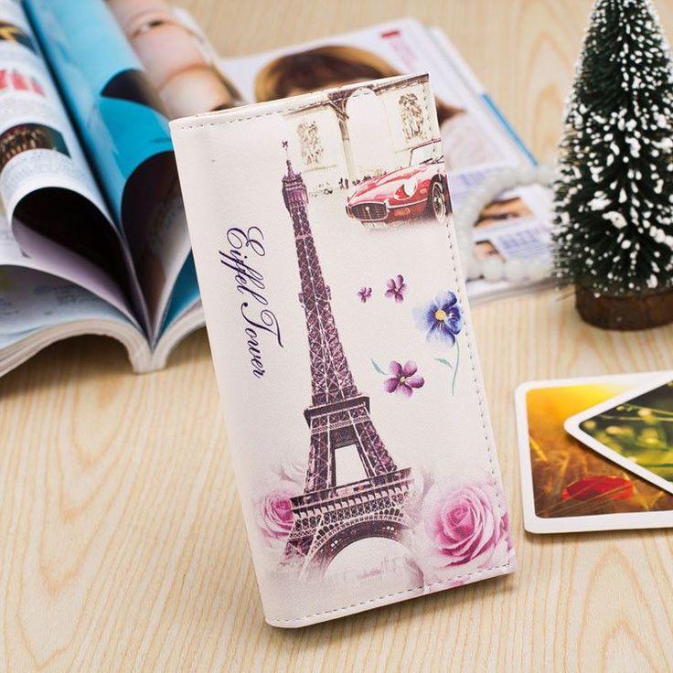 2015 Brand Wallet For Women Wallets Carteira Feminina Card Purse Female Carteras Mujer Monederos Women's Money Bag Billeteras QB