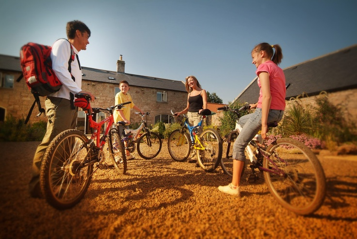 Choose from many accommodation providers who are part of the 'Cyclists welcome' scheme in Durham..