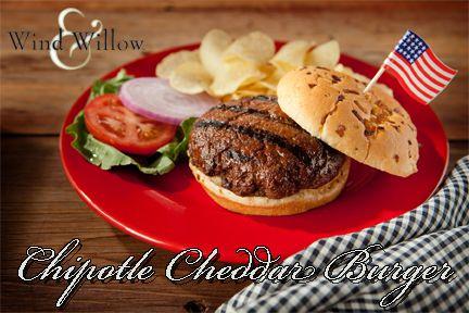 4th of july burger recipes