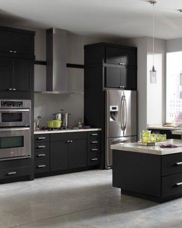 Modern: Martha Stewart Living Perry Street Kitchen