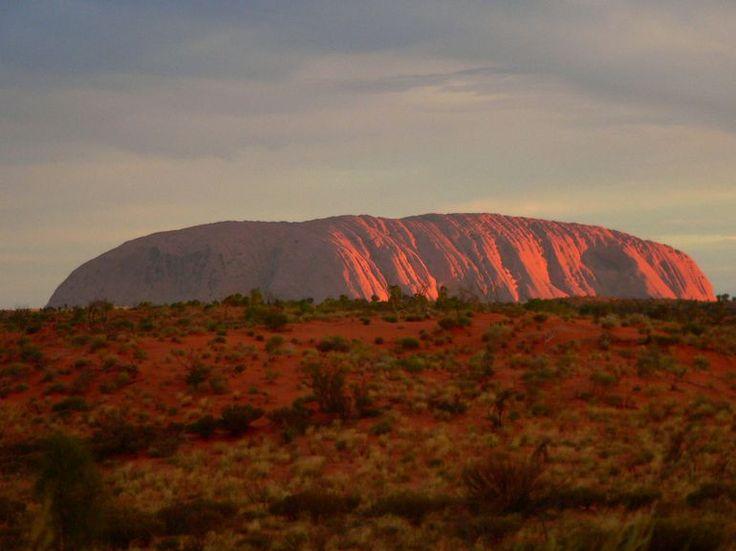 Uluru, NT, Australia