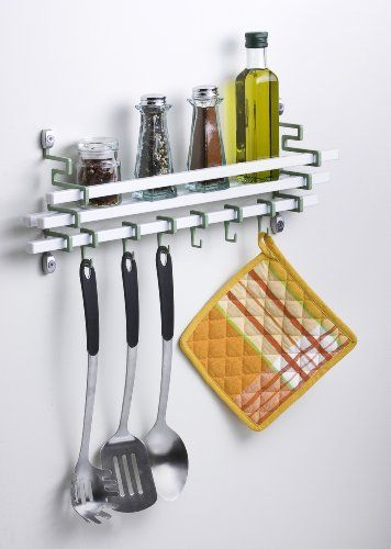 Decorative Wall Mounted Spice Rack with Utensil Hooks Assa Design,http://www.amazon.com/dp/B008VG1U8Q/ref=cm_sw_r_pi_dp_NaJFtb0S14QBRXZG
