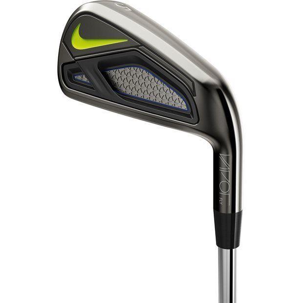 Nike Golf Clubs Vapor Fly 4-Pw, Sw Iron Set Regular Steel Very Good #Nike