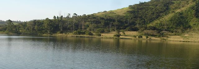 Hazelmere Dam (near Durban) - a great little bass fishing haven Photo taken May 2008 by Rads. Great for camping. Safe and clean.