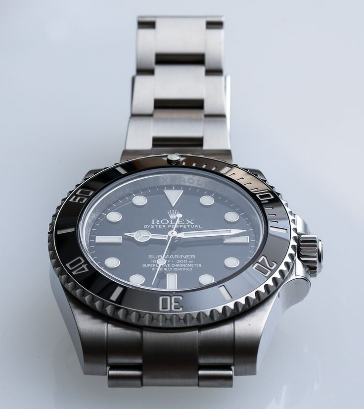 "Rolex Submariner Ref. 114060 ""No Date"" Watch ......simply beautiful"
