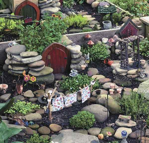 Pay a visit to the fairies, during Buffalo garden walk | Weekly_Features_Columns |News Classifieds Events | springvillejournal.com