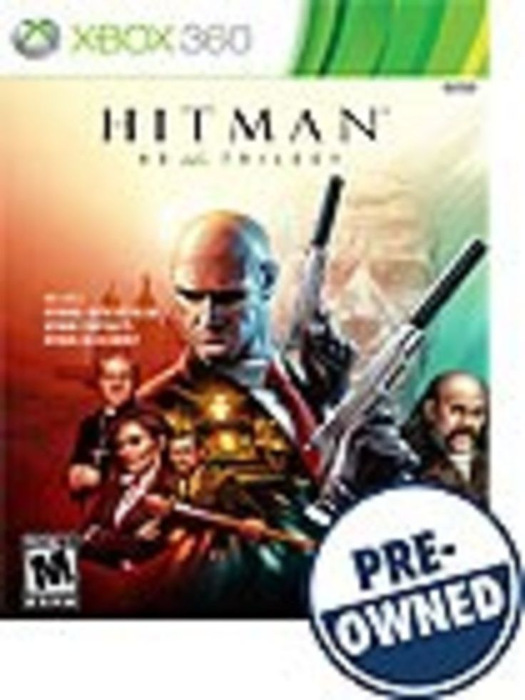 Hitman HD Trilogy — PRE-Owned - Xbox 360