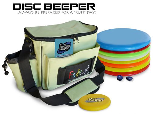 Disc Beeper disc golf set
