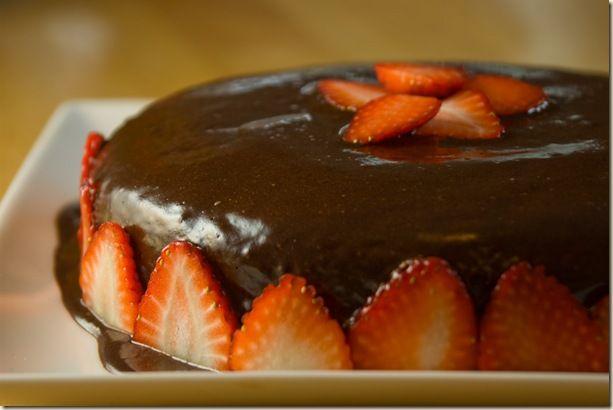 Mexican Chocolate Cake Recipe — Dishmaps