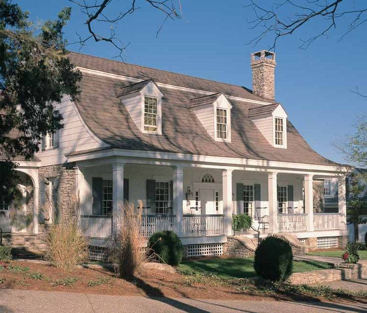 50 best Colonial Style images on Pinterest | Colonial house plans ...