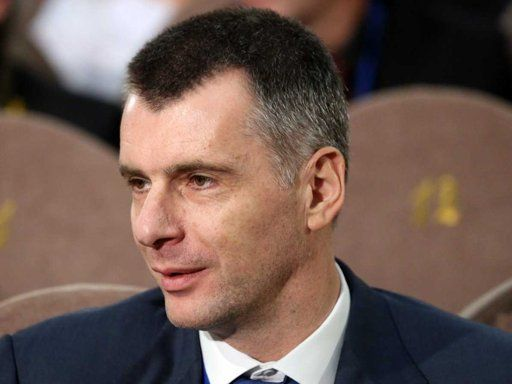 Report: Russian Billionaire Mikhail Prokhorov Is Selling The Brooklyn Nets
