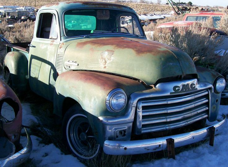 antique trucks for sale | ... Ton Old School Hot Rod Pickup Truck For Sale $4,500 right front view