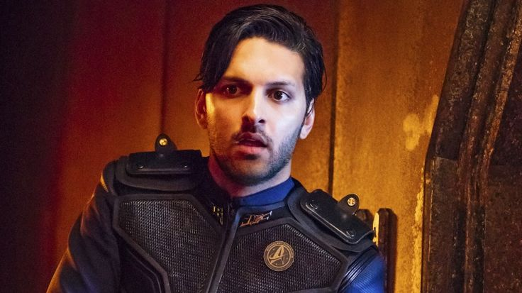Shazad Latif Responds To Star Trek: Discovery Fan Theory About Lt. Tyler