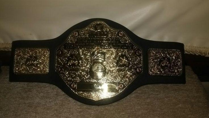 WWE 2010 World Heavyweight Wrestling Championship Title Kids Belt Child size | Sports Mem, Cards & Fan Shop, Fan Apparel & Souvenirs, Wrestling | eBay!