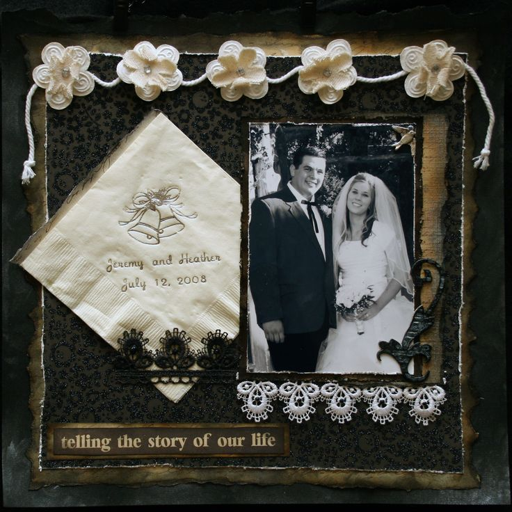 Telling the story of our life - Scrapbook.com
