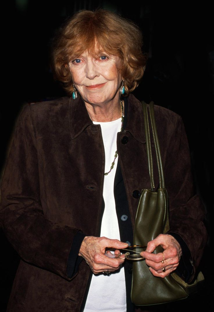 Celebrity Deaths in 2015: Anne Meara