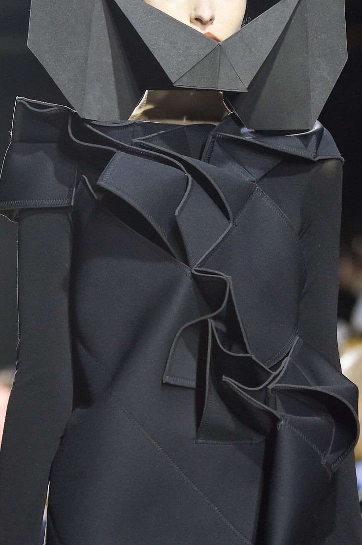 Junya Watanabe at Paris Fall 2016 (Details)