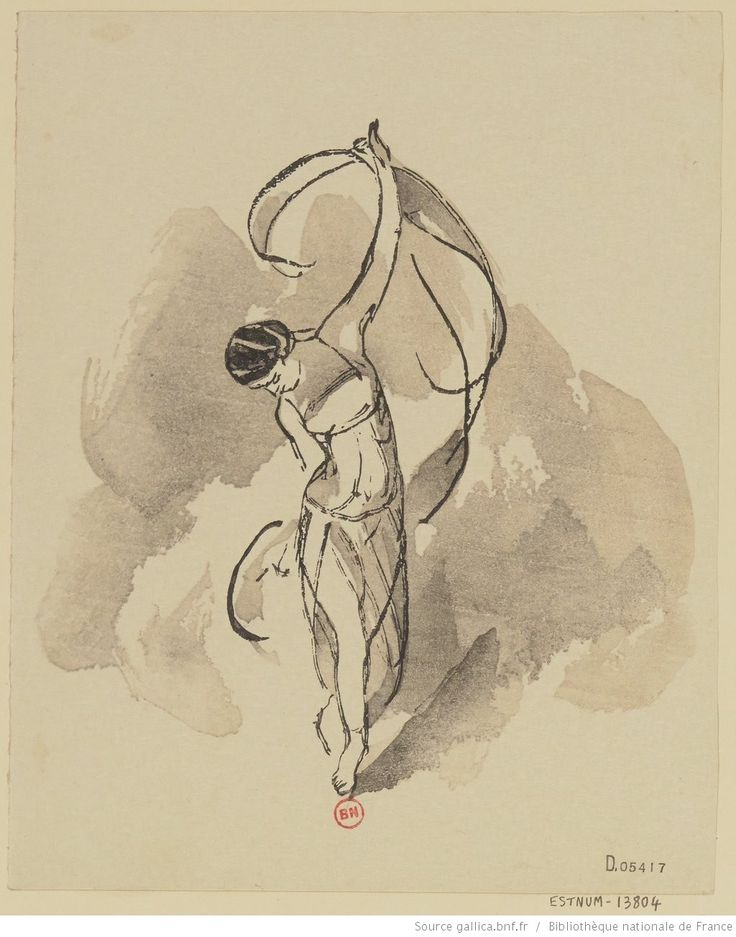 [Isadora Duncan]: [print] / [Jules Chadel]